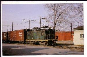 Freight Motor Railway Train, London, Ontario
