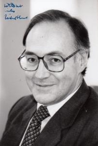 Michael Howard Leading Conservative MP Politician Hand Signed Photo