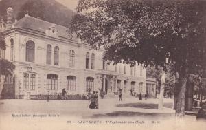 L'Esplanade Des Eufs, CAUTERETS (Hautes Pyrenees), France, 1900-1910s