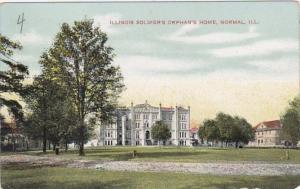 Illinois Normal Illinois Soldier's Orphan's Home