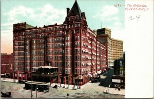 VINTAGE - The Hollenden Hotel, Cleveland, Ohio - circa 1900 - POSTCARD - PC