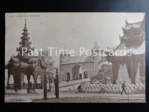 c1924 - Old London Bridge - British Empire Exhibition 1924