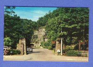 Watkins Glen New York/NY Postcard, Main Entrance/State Park