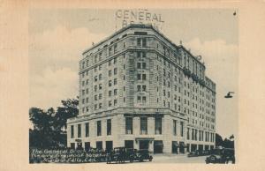 NIAGARA FALLS , Ontario , PU-1934 ; General BROCK Hotel