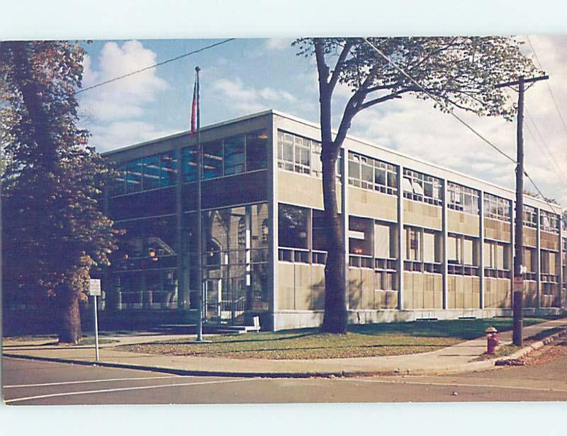 Unused Pre-1980 FEDERAL BUILDING Truro Nova Scotia NS G0579