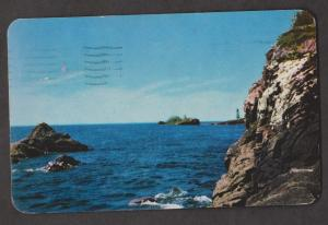 Sault St Marie, Lake Superior Ontario Canada - Used In USA