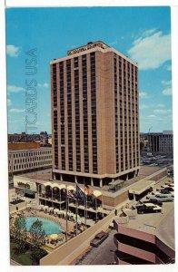 Sheraton-Ritz Hotel, Minneapolis MINNESOTA Vintage Chrome Postcard