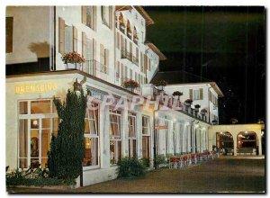 Postcard Modern Hotel Brenscino Brissago