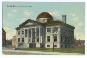 D/B Public Library Oshkosh Wisconsin WI