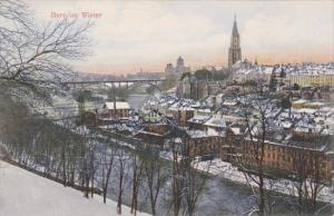 Switzerland Bern im Winter