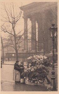 PARIS , France , 1910-30s ; Flower Stand