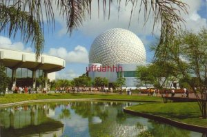COMMUNICORE, FUTURE WORLD EPCOT CENTER FLORIDA Continental-size