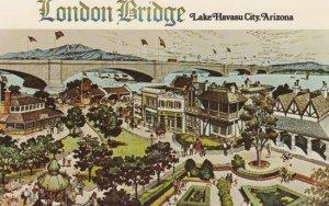 LAKE HAVASU CITY , Arizona , 1950-60s ; London Bridge
