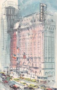 Hotel Astor , New York City., 30-40s
