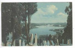 Cimetiere d' Eyoub et la Corne d'Or,Constantinople , Turkey , 00-10