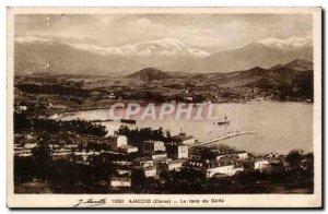 Corsica - Corsica - Ajaccio - The Gulf fonddu - Old Postcard
