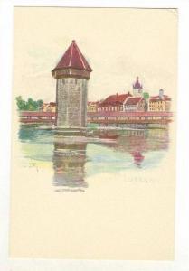 LUCERNE, Switzerland, 1890s