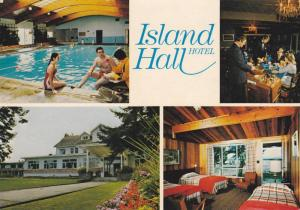 4-views,  Island Hall Hotel,  Parksville,  Vancouver Island,  B.C., Canada,  ...