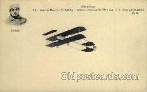 Barra Biplane Unused