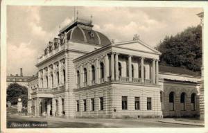 Czech Republic Mariánské Lázne Ceskoslovensko 02.53