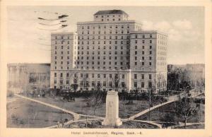 Saskatchewan Regina   Hotel Saskatchewan