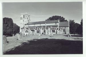 cu2151 - St Margaret Church - Huttoft - Lincolnshire - Postcard