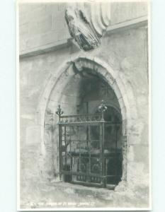 old rppc NICE VIEW St. Davids - Tyddewi - Pembrokeshire - Wales UK i2897