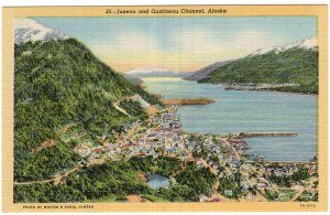 Juneau and Gastineau Channel, Alaska