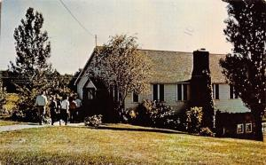 Alexandria Minnesota~Mount Carmel Family Camp~1960 Postcard