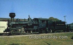 Heisler Engine Trains, Railroads Unused