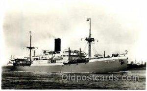 MS Kota Inten Steamer Ship Unused