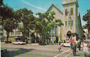 Florida St Petersburg First Congregational Church 3rd Avenue and 4th Street N...