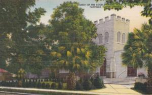 Florida Tarpon Springs Church Of The Good Shepherd