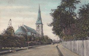 MISTLEY , Essex , England , 1906 ; St Mary's Church