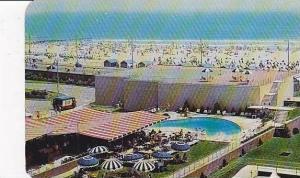 New Jersey Atlantic City The Marlborough-Blenheim Hotel
