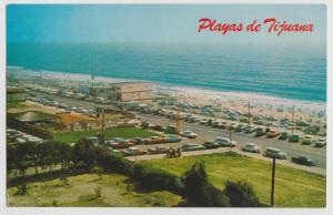 Playas de Tijuana Mexico Postcard
