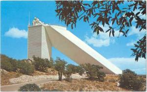 Robert R. McMath Telescope at Kitt Peak near Tucson, Arizona, Chrome