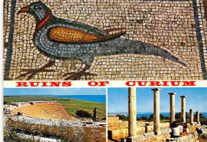 Cyprus Ruins of Curium Kourion