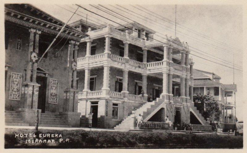 RP: Hotel Eureka , MIRAMAR , Puerto Rico , 1910s