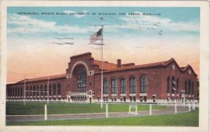 Intramural Sports Blds., University of Michigan,Ann Arbor,Michigan,PU-1932