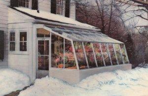 IRVINGTON , New York , 50-60s ; Lord & Burnham Greenhouses