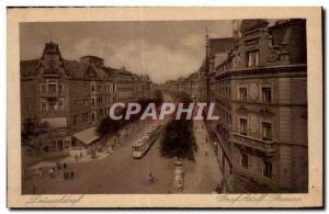 Postcard Old Dusseldorf