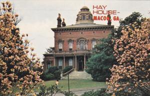 The Hay House, MACON, Georgia, 40-60´s