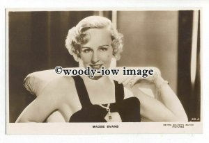 b4929 - Film Actress - Madge Evans - M.G.M.No.28A - postcard