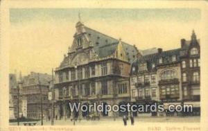 Gand, Belgium, België, la Belgique, Belgien Theatre Flamaand  Theatre Flamaand