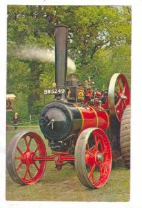 Tractor,Annual Beaulieu, Hampshire, Tractor Ralley, England, 40-60s