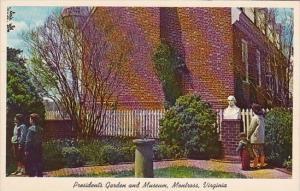 President's Garden And Museum Montross Virginia