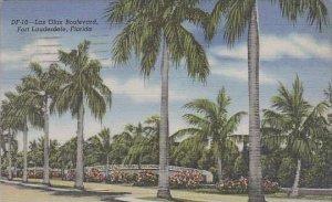 Florida Fort Lanuderdale Las Olas Boulevard