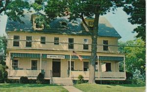 Vermont Burlington North Hero The Irving House On Lake Champlain 1968