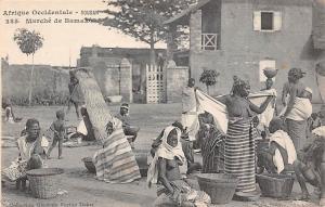 Mali Capital, Bamako, Soudan Marche, Market, Commerce